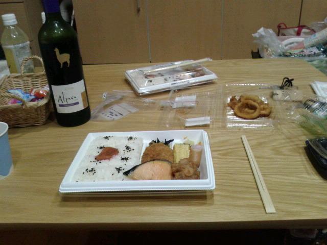夕御飯がんばろう福島